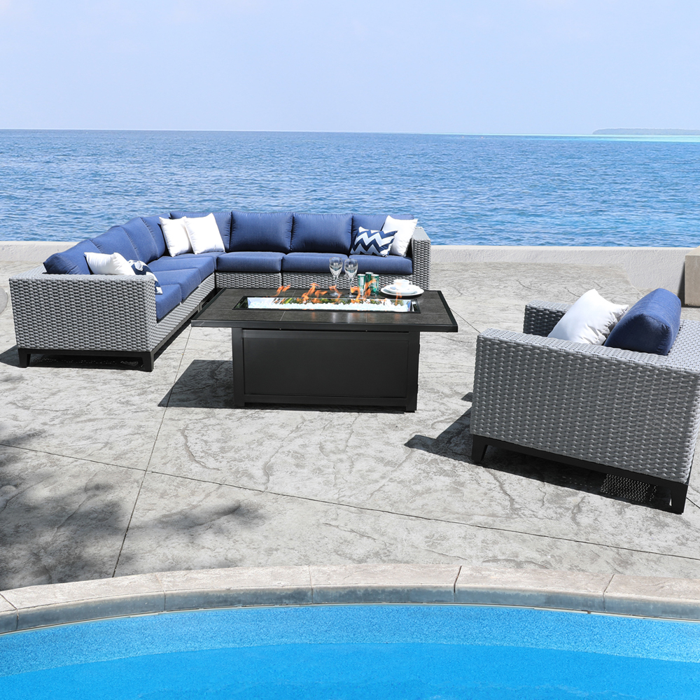Tribeca Sectional Archives Patio Furniture Amp Outdoor