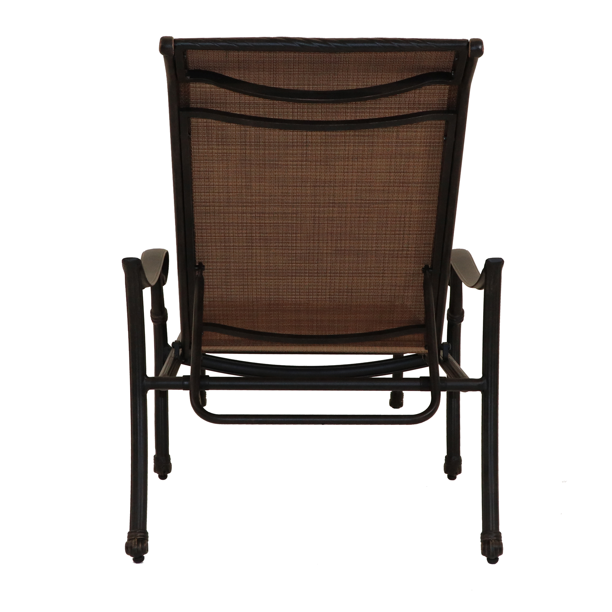 with top suppliers aluminum of wheels chaise lounges well lounge aluminium liked sun cast inside furniture lounger