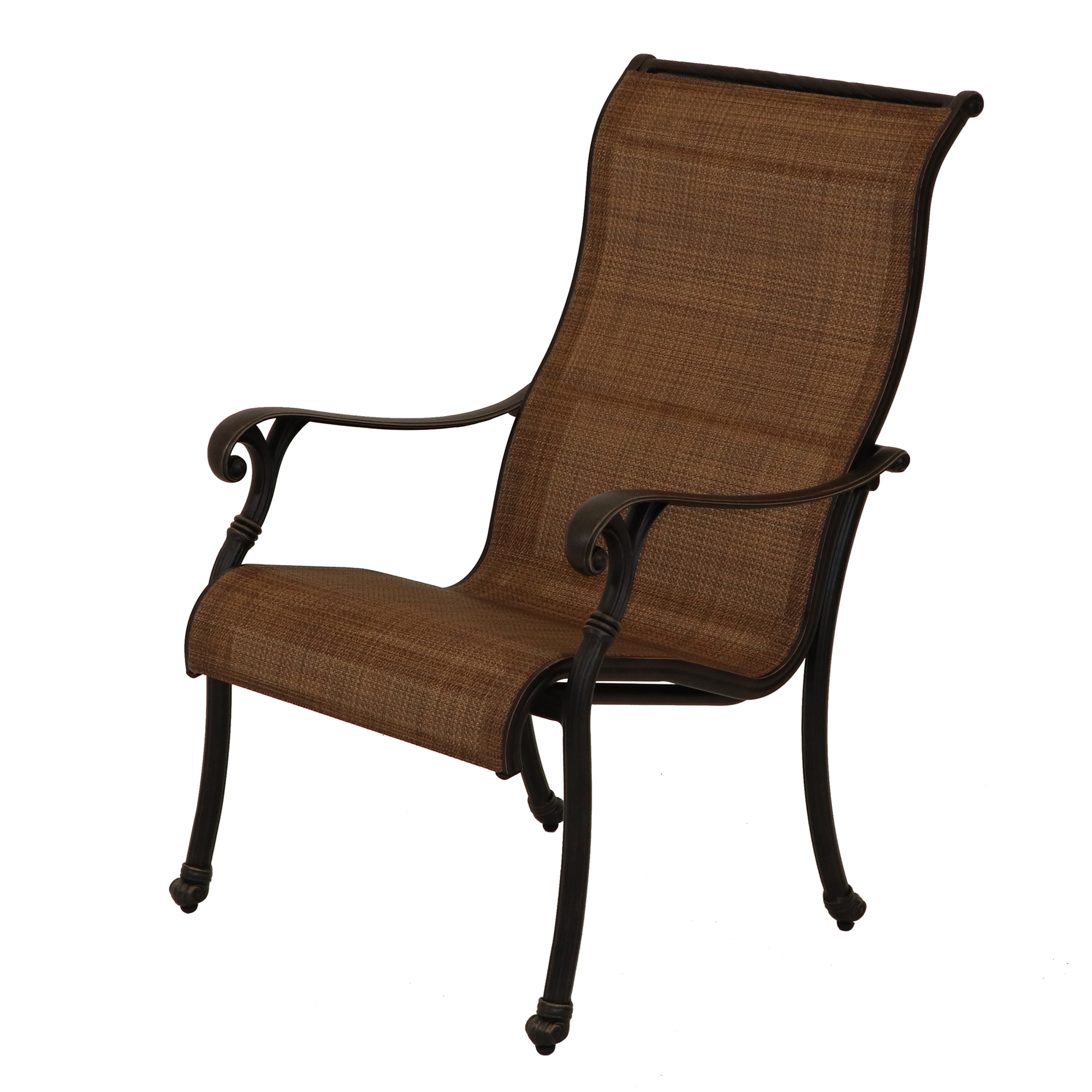 Castle Rock Sling Chair Patio Furniture At Sun Country