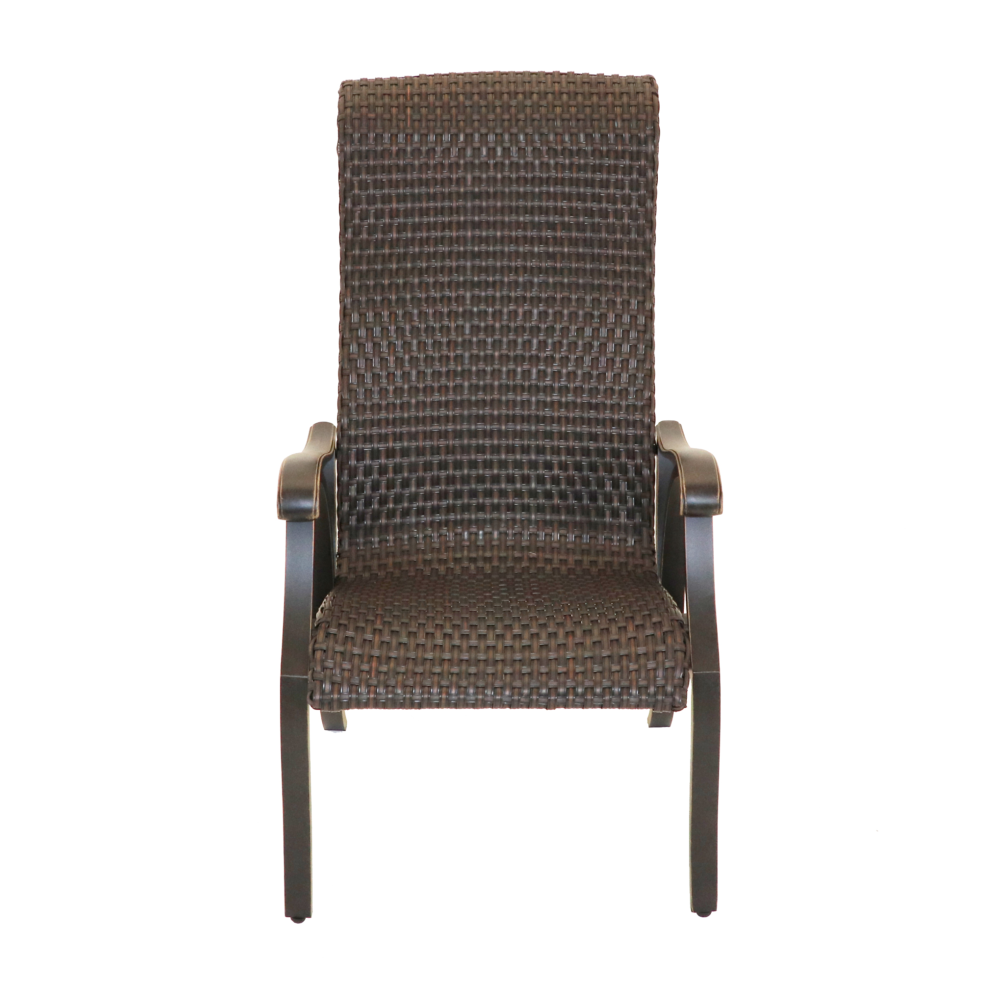 Castle Rock Wicker Dining Chair Patio Furniture At Sun